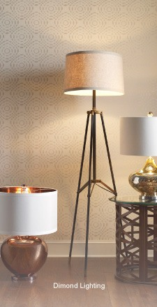 Dimond Lighting Lamps