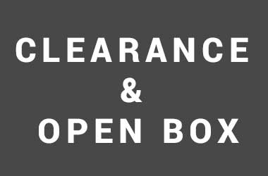 Clearance and Openbox