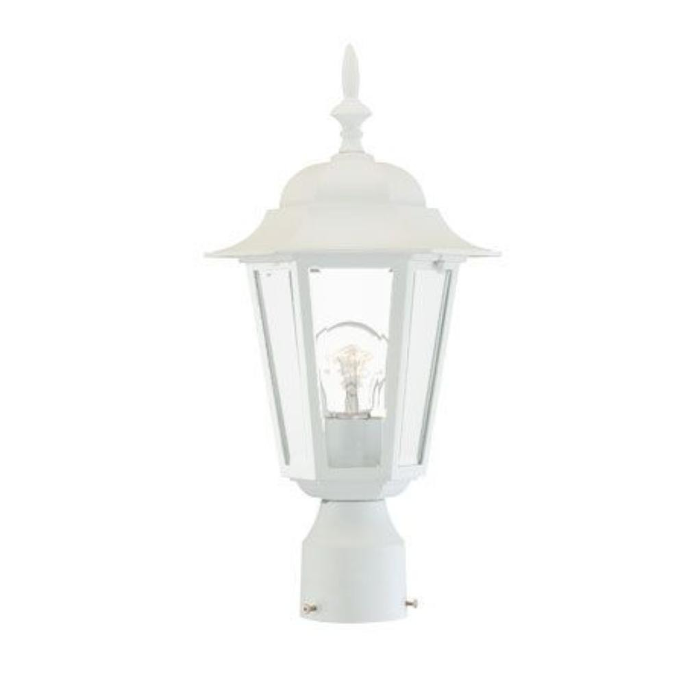 Textured White Acclaim 6112TW//FR Camelot Collection 1-Light Wall Mount Outdoor Light Fixture
