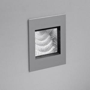"Aria Mini - 3.94"" 3.6W 1 LED Recessed Wall Mount"