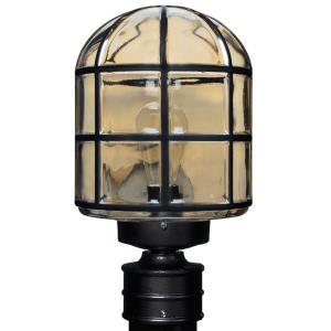 Costaluz 3417 Series - One Light Outdoor Post Mount