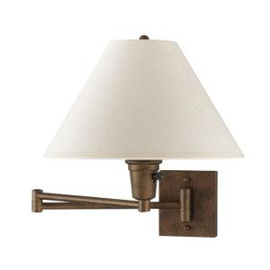 One Light Wall Sconce Swing Arm Lamp