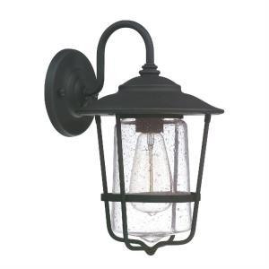 "Spencer - 13.25"" One Light Outdoor Wall Lantern"