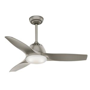 """Wisp - 44"""" Ceiling Fan with Light Kit"""