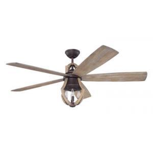 """Winton - 56"""" Ceiling Fan with Light Kit"""