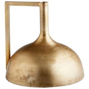 "Domed Decor - 9.5"" Vase"