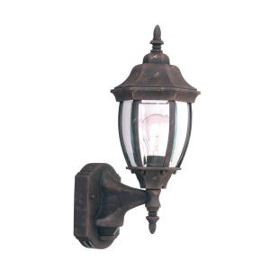 One Light Outdoor Wall Sconce