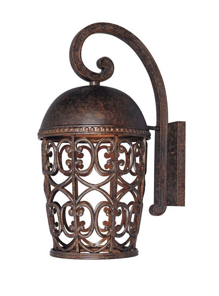 Designers Fountain 97501-BU Amherst Wall Sconce Burnt Umber