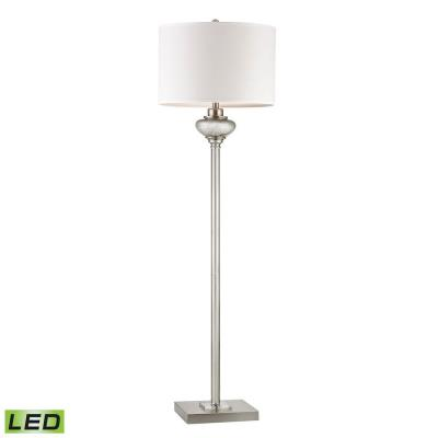 Dimond lighting d2553 led edenbridge two light floor lamp aloadofball Choice Image