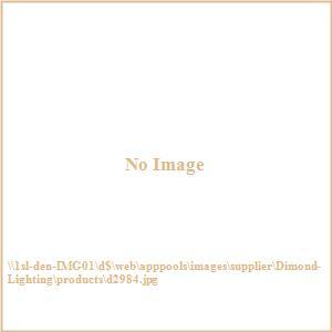 Golden Gate - One Light Pendant