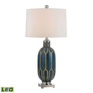 """36"""" 9.5W 1 LED Table Lamp"""