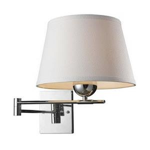 Lanza - One Light Swing Arm Wall Sconce