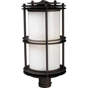 Burbank - One Light Outdoor Post Mount