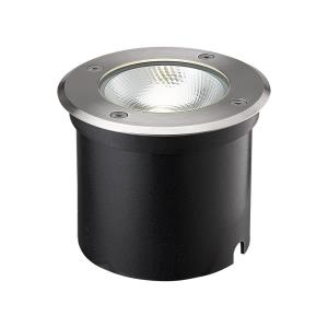 "5"" 7W 1 LED Round In-Ground Light"