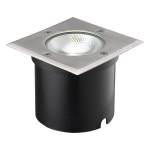 """5"""" 7W 1 LED Square In-Ground Light"""