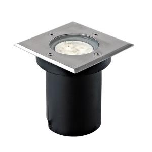 """5"""" 3W 3 LED Square In-Ground Light"""