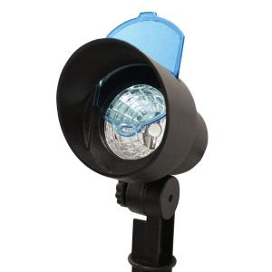 Solar Spot Light with Color Changing Lens