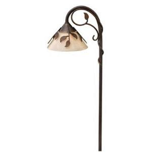 Ivy - Low Voltage One Light Outdoor Path Light