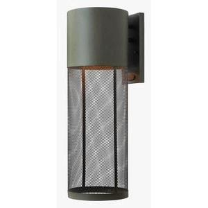 Aria - One Light Outdoor Large Wall Mount