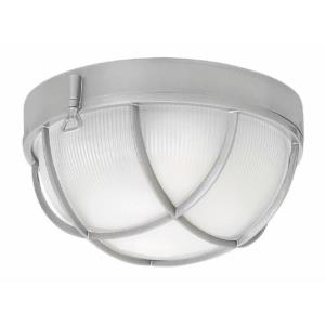 Marina - Two Light Outdoor Flush Mount