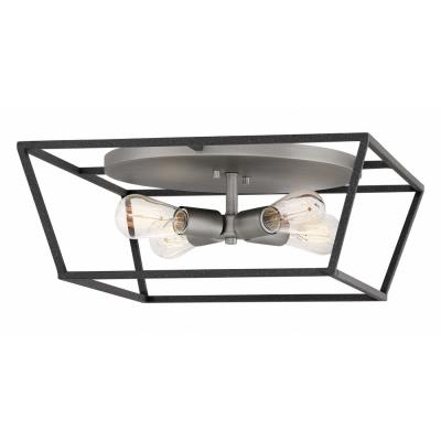 Hinkley Lighting 3331DZ Fulton - Four Light Flush Mount