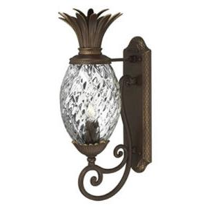 Plantation Cast Outdoor Lantern Fixture