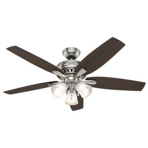 "Newsome - 52"" Ceiling Fan with Kit"