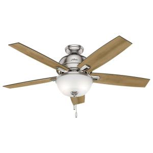 "Donegan - 52"" Ceiling Fan with Light Kit"