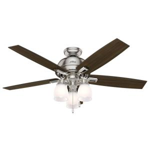 "Donegan - 52"" Ceiling Fan with Kit"
