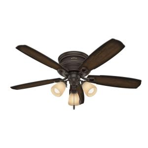 "Ambrose - 52"" Ceiling Fan with Light Kit"