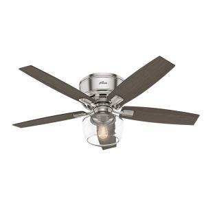 """Bennett - 52"""" Ceiling Fan with Light Kit"""