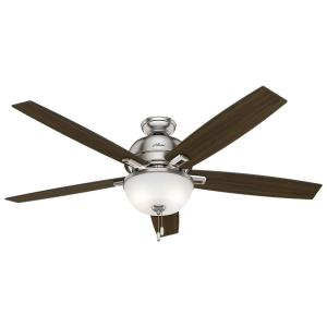 "Donegan - 60"" Ceiling Fan with Light Kit"