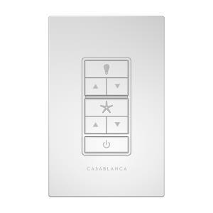 Casablanca Fan & Light Wall Control