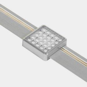 "Orionis - 2.13"" Square Single Slide Track"