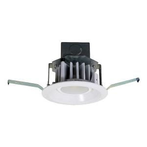 "4.94"" 10W 1 LED 3000K Retrofit Recessed Down Light with Junction Box"