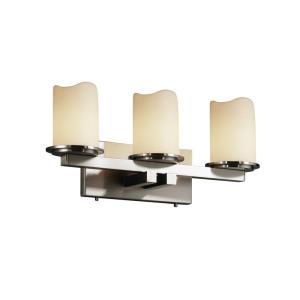 Dakota - Three Light Straight Bath Bar