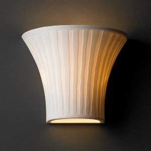 Limoges - One Light Small Round Wall Sconce