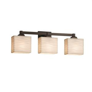 "Porcelina - 23.75"" Three Light Bath Bar"