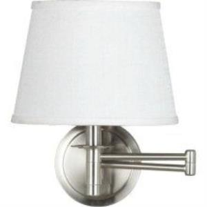 Sheppard - One Light Swing Arm Wall Sconce