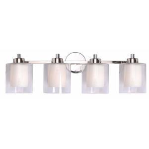 Orienta - Four Light Bath Vanity