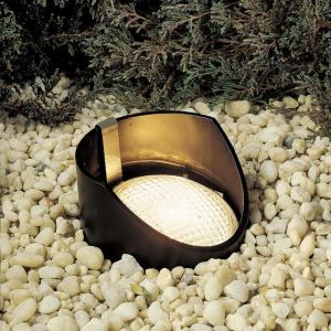 Low Voltage One Light In Ground Lamp (Pack of 12)