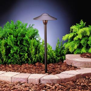 Low Voltage One Light Path Lamp
