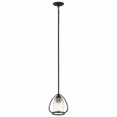 Kichler Lighting 44058OZ Tuscany - One Light Mini Pendant