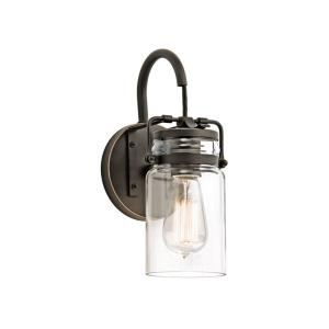Brinley - One Light Wall Sconce