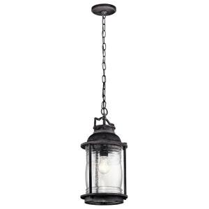 Ashland Bay - One Light Outdoor Pendant