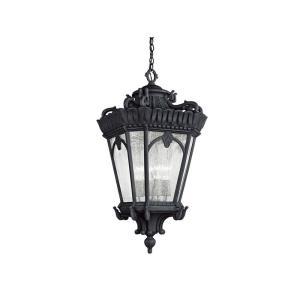 Tournai - Four Light Outdoor Hanging Pendant