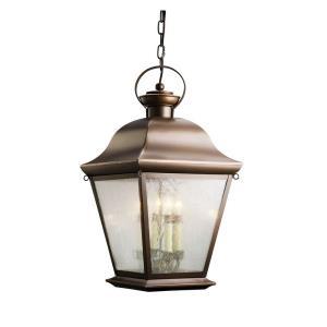 Mount Vernon - Four Light Outdoor Pendant