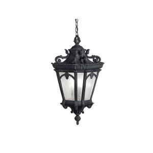 Tournai - Three Light Outdoor Hanging Pendant
