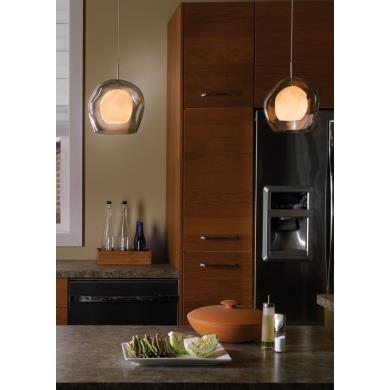 LBL Lighting HS539MRL Mini-Jasper - Monorail Low-Voltage Mini-Pendant