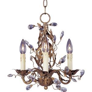 Elegante - Three Light Chandelier